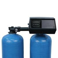 Fleck 9100SXT Electronic 3/4 Inch Meter On Demand Control Valve Twin Tank Water Softener 32000 Grain Capacity (Each Tank)